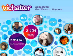 Vichatter random chat sites